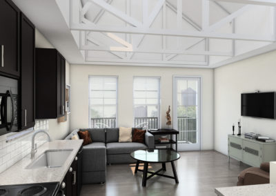 Townhome view 02